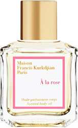 À La Rose - parfémový olej