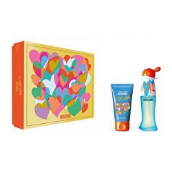 Cheap & Chic I Love Love - toaletná voda s rozprašovačom 30 ml + telové mlieko 50 ml