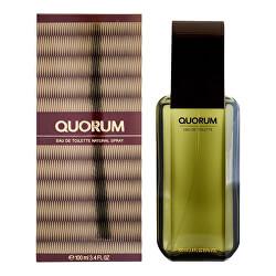 Quorum - EDT - SLEVA - poškozená krabička