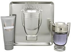Invictus - EDT 100 ml + sprchový gel 100 ml