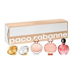 Kolekce miniatur Paco Rabanne pro ni