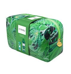 Luminous Emerald - EDT 30 ml + deodorant ve spreji 150 ml + kosmetická taštička