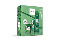 Luminous Emerald - EDT 30 ml + deodorant ve spreji 150 ml + vonná svíčka