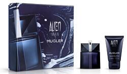 Alien Man - EDT 50 ml + tělový a vlasový šampon 50 ml