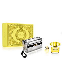 Yellow Diamond - EDT 90 ml + EDT 10 ml + kosmetická taštička