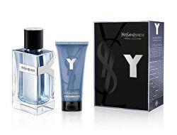 Y - EDT 100 ml + sprchový gel 50 ml