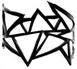 Geometrický náramok Matrix BR_059