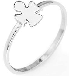 Originální stříbrný prsten Angels AAB