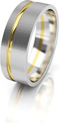 Inelul de nuntă pentru femei confecționat din aur AUG139
