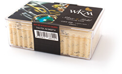Ambalaj de cârpe de curățat pentru bijuterii 25buc WKM POL CARD