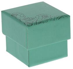 Darčeková krabička na prsteň K-SF-014-GR