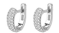 Ezüst fülbevalók gyűrűk AGUC1954