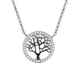 Strieborný náhrdelník so stromom života AGS360 / 47