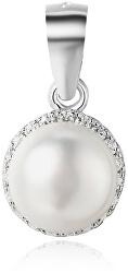 Ciondolo in argento con perla d'acqua dolce AGH97