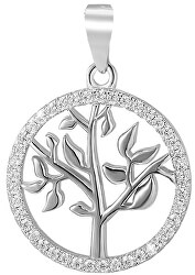 Ciondolo in argento Albero della vita AGH96