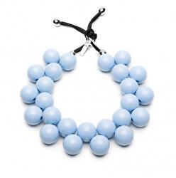 Originálne náhrdelník C206 14-4121 Azzurro Cielo