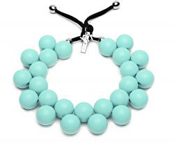 Originálne náhrdelník C206 12-5209 Azzurro Mare