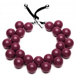 Originální náhrdelník C206 19-1534 Roso Prugna