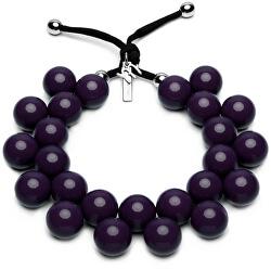 Originální náhrdelník C206 19-3617 Viola Misterioso