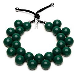 Originální náhrdelník C206 19 6026 Verde Bosco
