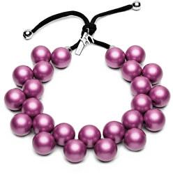 Originálne náhrdelník C206 18-3015 Viola Ametista