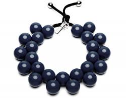 Originální náhrdelník C206 19-4013 Blu Scuro