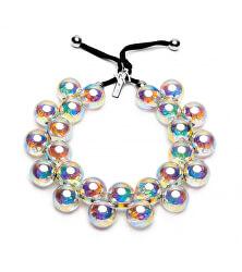 Originální náhrdelník C206S Rainbow
