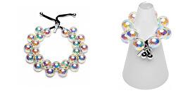 Zvýhodnená sada Rainbow (náhrdelník, náramok)