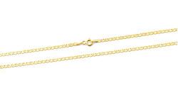 Luxusní řetízek ze žlutého zlata AUS0015-G