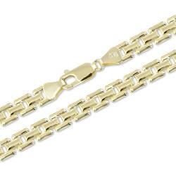 Luxusní zlatý řetízek 42 cm 271 115 00306