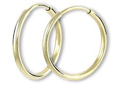 Cercei de aur cercuri 231 001 00486