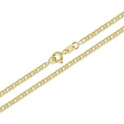 Náramok pancier zo žltého zlata 261 115 00116