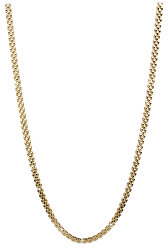 Stylový zlatý řetízek 42 cm 271 115 00221