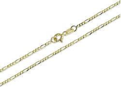 Zlatý dámský řetízek 45 cm 271 115 00289