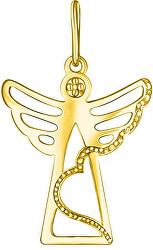 Zlatý prívesok Anjelik PA6161