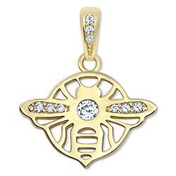 Zlatý prívesok Včielka 249 001 00567