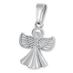 Něžný stříbrný přívěsek Andělíček 441 001 02144 04