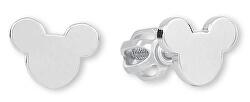 Originální stříbrné náušnice Mickey 431 001 02813 04