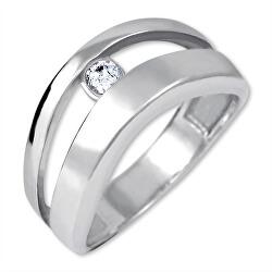Originálne strieborný prsteň 426 001 00440 04