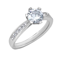 Stříbrný zásnubní prsten 426 158 00081 ND