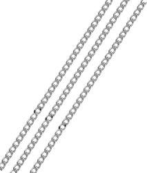 Stříbrný řetízek Pancer 45 cm 471 086 00027 04