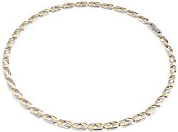 Bicolor titanový náhrdelník 08019-02