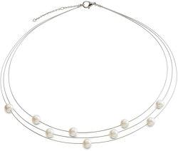 Nádherný perlový náhrdelník 08041-01