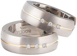 Plăci de aur cu titan cu diamante 0539-10