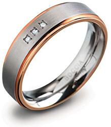Titanový snubní prsten 0134-02