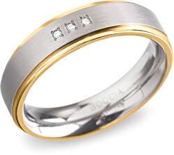 Titanový snubní prsten 0134-04