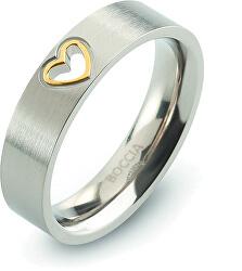 Zamilovaný titanový prsten 0143-02