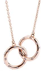 Oceľový náhrdelník Romeo & Juliet BRJ52