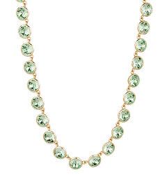 Oceľový náhrdelník s kryštálmi Swarovski N-Tring BTN36