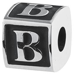 Ocelový přívěsek Alphabet B TJ Man BTJN45